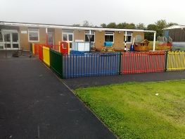 school playgrounds and play equipment installed West Yorkshire